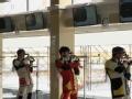 全��射�艨��Q� 潘俊�x首�Z男子50米步��冠�