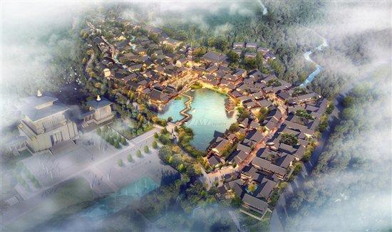 上海角马建筑:继拈花湾2.0后,菩提小镇以禅化境再创典范
