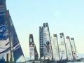 2018国际极限帆船系列赛 青岛站开赛