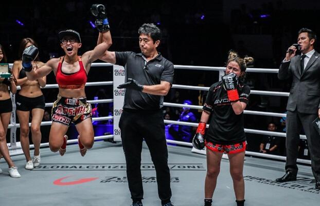 ONE冠军赛泰国站 中国力量与斯里萨克特同台竞技