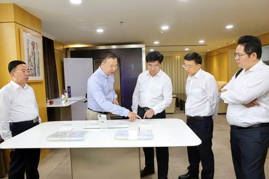 肇庆市委书记赖泽华:瑞声科技让我对中国制造有信心