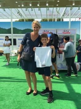 百岁山携手上海网球大师赛 倡扬网球运动魅力