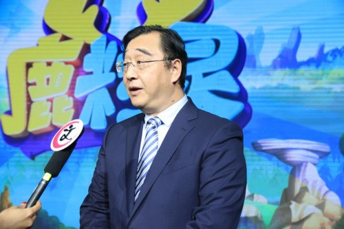 杨蕾 梦东方集团副总裁
