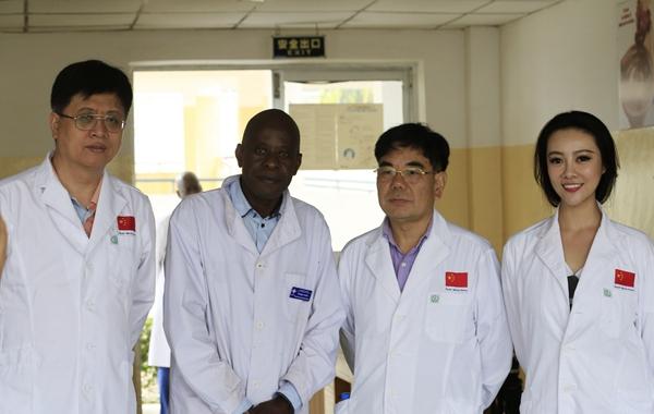 上医行MEC联盟2018援非计划之几内亚国际医疗援助活动顺利完成