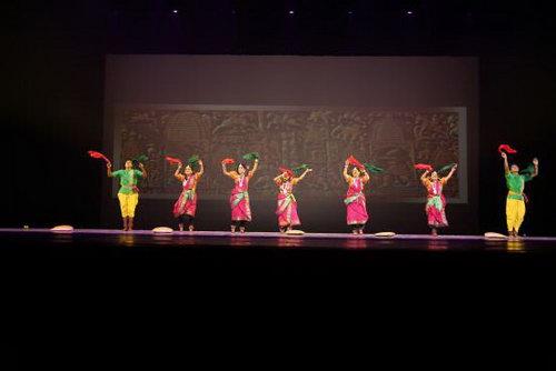 孟加拉达卡大学《生命的节奏》