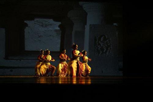 印度马哈迦米大学舞蹈学校《舞之眼》