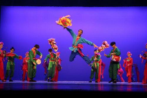 北京舞蹈学院《中国汉族安徽花鼓灯》
