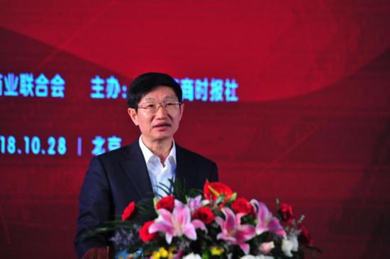 (全国工商联党组成员、副主席李兆前)