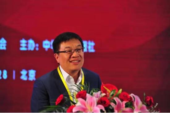 (全联并购商会会长、北京尚融资本管理有限公司总裁尉立东)