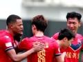 深圳佳兆业5-0大胜浙江毅腾 时隔七年重返中超