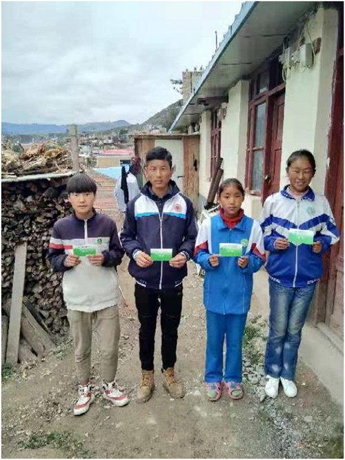 李虎励志歌曲《明天的太阳》 资助甘南贫困学子