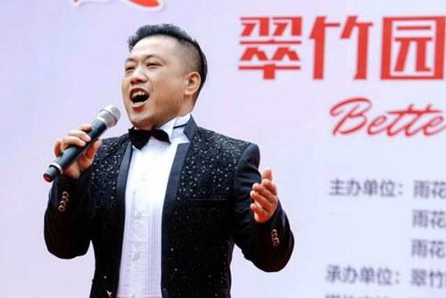 韩大伟演唱《岁月如歌》