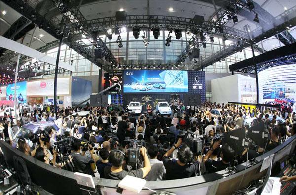 中国首个电动车专属平台发布 欧拉携iQ和