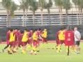 中国男足国家队海口集结 里皮谈总结和希望