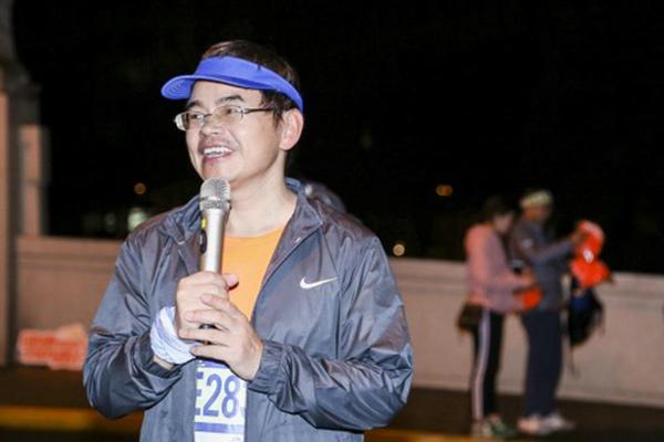 践行体育公益 平安不动产助力2018上海国际马拉松赛