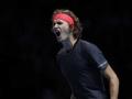 小兹维列夫2-0完胜德约 生涯首夺ATP总决赛冠军