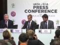 欧足联否决举办欧超联赛的可能性 致力足球发展
