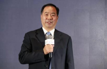 中国农技推广技术协会会长陈生斗致辞