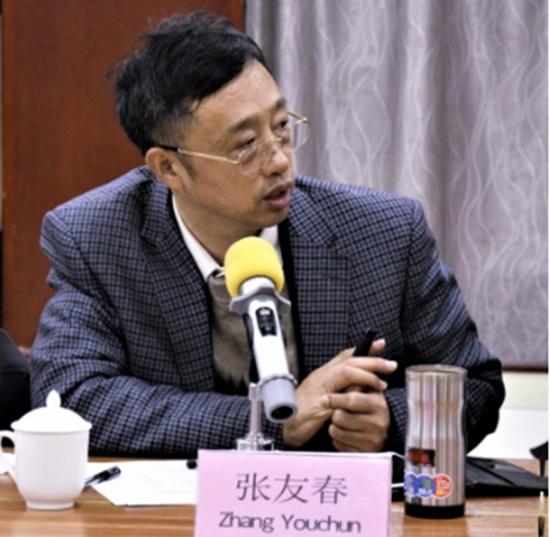 国家发改委信息安全专项首席科学家、中安和平安全反恐委员会副主任 张友春