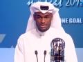 卡塔尔球员卡里姆·哈桑当选2018年亚洲足球先生