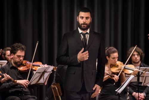 90后意大利歌剧新秀男高音克里斯蒂亚诺・艾米克Cristiano Amici