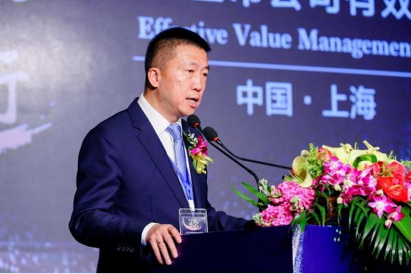 九富投资董事长 郑海涛 致辞