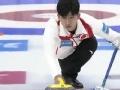冰壶精英赛一日双赛有胜有负 中国队实战中涨经验