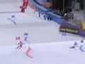 高山滑雪世界杯 希尔斯赫获平行大回转冠军