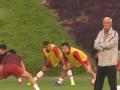 多哈集训劳逸结合 国足热身赛将迎战伊拉克