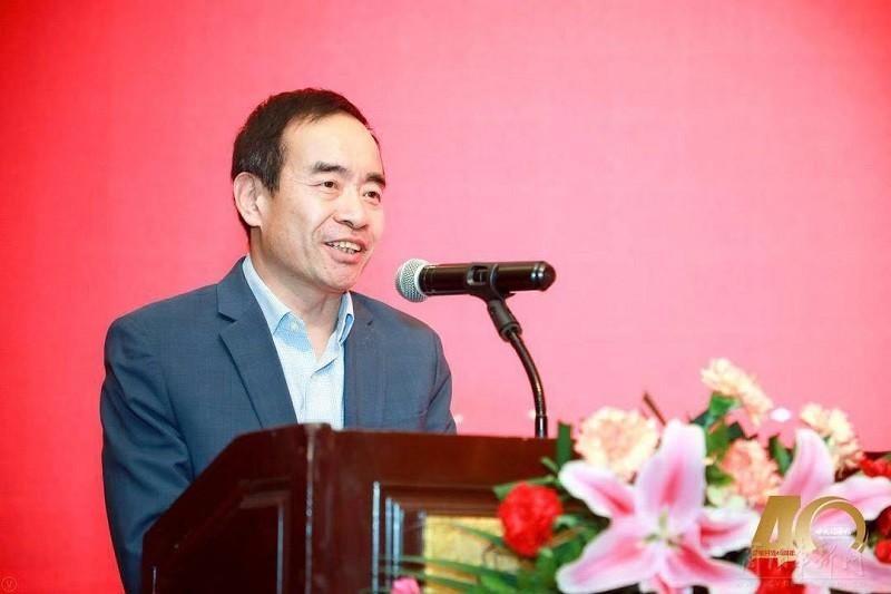 中国物流与采购联合会汽车物流分会执行副会长马增荣