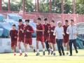 2019亚洲杯即将开幕 中国男足抵达举办地阿联酋