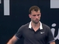ATP布里斯班站首轮 迪米特洛夫2-0完胜西冈良仁