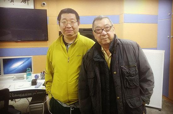 张镒麟为《东四牌楼东》作曲 助力郭宝昌新剧