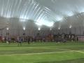 足球小将初露锋芒 大东北区青少年足球邀请赛开赛
