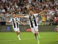 C罗建功 尤文1-0十人AC米兰捧得意大利超级杯