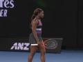 澳网女单 斯蒂芬斯1-2不敌帕夫柳琴科娃无缘八强