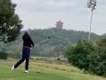 广州华附国际日高尔夫球慈善杯赛为慈善开杆
