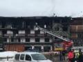 法国滑雪胜地库尔舍瓦勒发生火灾 至少2人死亡