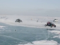 汽车冰雪越野赛黑龙江开赛 上演抓地操控大比拼