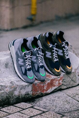 New Balance X MADNESS联名鞋款