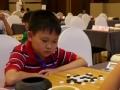 全国青少年五子棋锦标赛开赛 287位小棋手参加