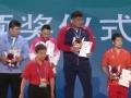 二青会:丁峰山获举重体校甲组男子109公斤以上级冠军