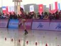 中宁国际轮滑公开赛宁夏落下帷幕 200多人参赛