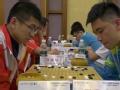 全国智力运动会围棋项目展开团体项目争夺