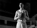 愿天堂也有篮球 前北京首钢男篮队长吉�床恍胰ナ�