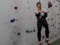 中国攀岩队队员钟齐鑫:做更好的自己