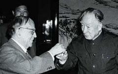 开国元勋薄一波去世 享年99岁