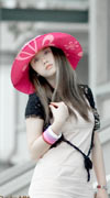 女生,模特,博客,校园,照片