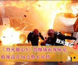 《烈火雄心3》