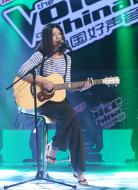 中国好声音-第二季学员刘彩星